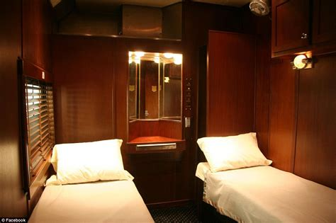 pictured inside some of the most luxurious trains
