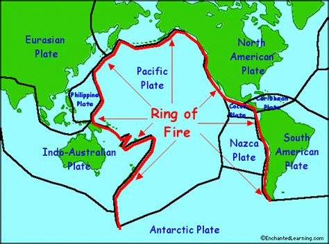 ring of fire 7 7 magnitude earthquake hits ocean north of japan earth
