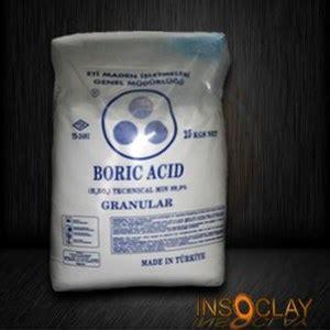 Asam Borat Jual jual kimia farmasi boric acid