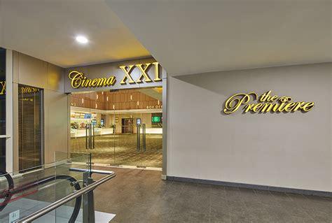 cineplex one bell park one bel park xxi sudah resmi beroperasi cinema 21