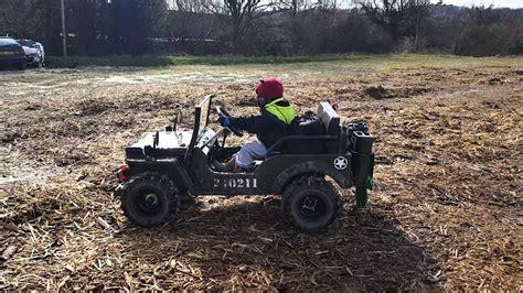 mini jeep for petrol 150cc willys mini jeep