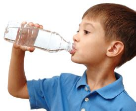 Pics photos child drinking water boy drinking water from a glass