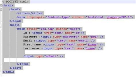 format date mysql insert how to insert and display the data in jsp using mysql quora
