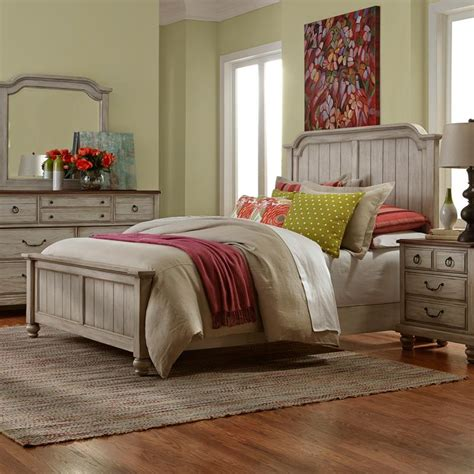 vaughan bassett bedroom vaughan bassett arrendelle queen bedroom group belfort