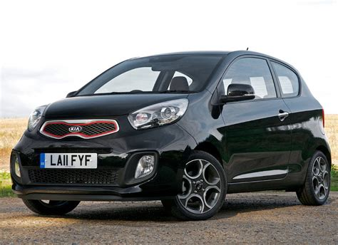 Kia Oicanto Kia Picanto 3 Door Car Wallpapers 2012