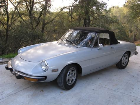 1973 Alfa Romeo Spider by 1973 Alfa Romeo Spider Information And Photos Momentcar