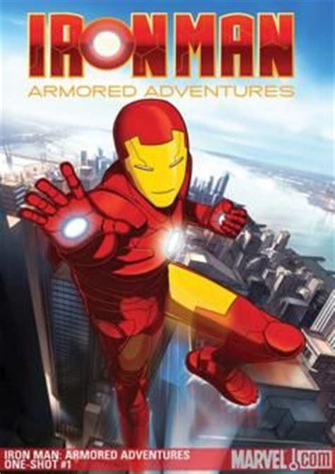 iron man armored adventures season episode armor