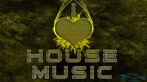 house music wallpaper 1920x1080 i love house music desktop pc and mac wallpaper
