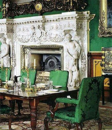 pin  lm   beautiful interiors dining room victorian