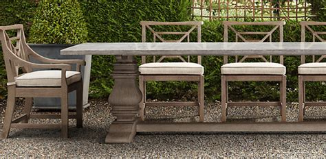 used restoration hardware outdoor furniture rustic apartment restoration hardware rustic ideas design