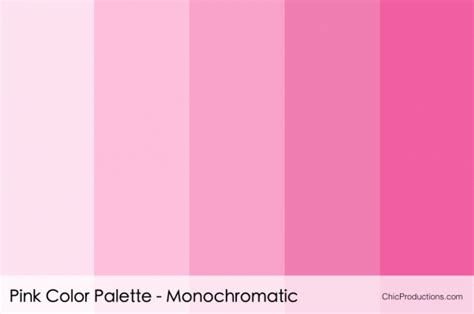 luxury color palette color palettes chic productions