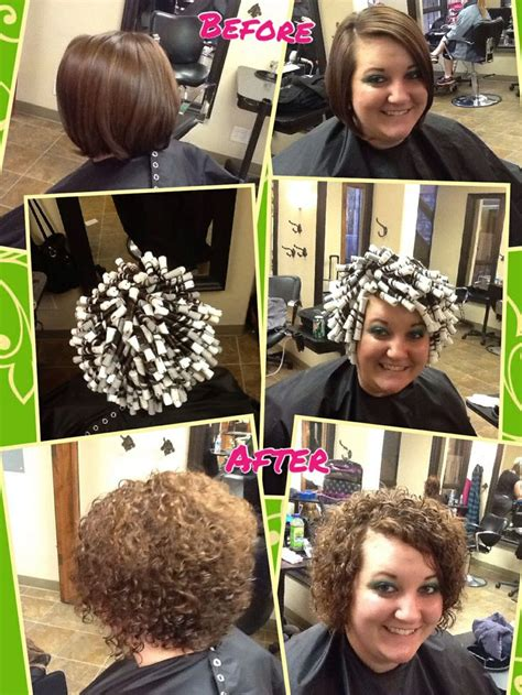 my first feminine hair perm my 1st spiral perm google search perm pinterest
