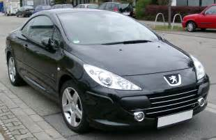 Peugeot 307 Cc Peugeot 307 Cc Technical Details History Photos On