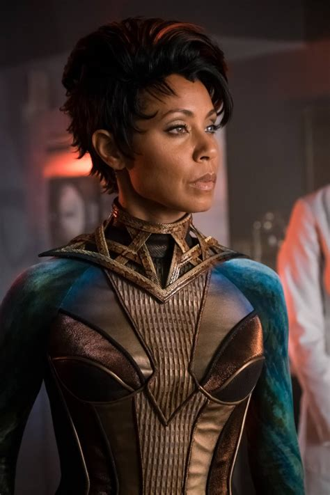 gotham adds jada pinkett smith to its list of rogues adrienne banfield jones shows off fit bikini body at age