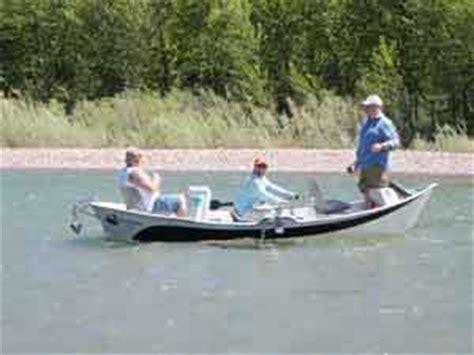 drift boat llc guided montana fly fishing near glacier national park the
