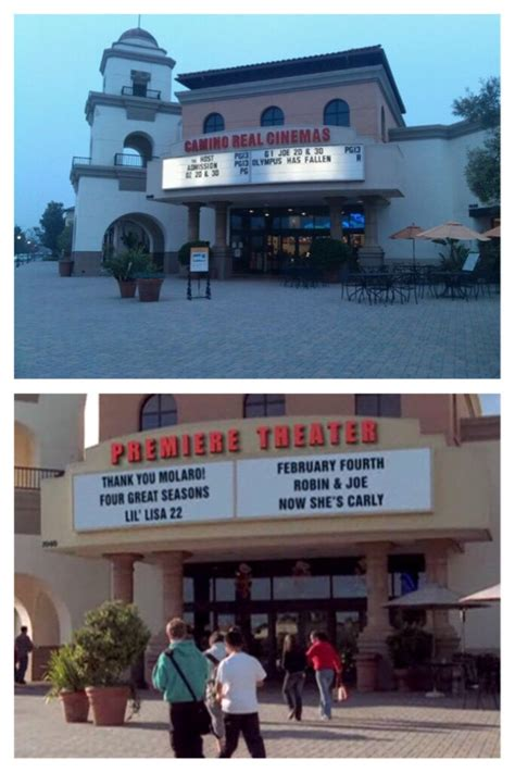 camino real cinemas the theater from josh is camino real in