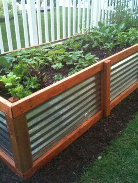 Above Ground Garden Ideas 25 Best Ideas About Above Ground Garden On Box Garden Garden Guide And Square Foot