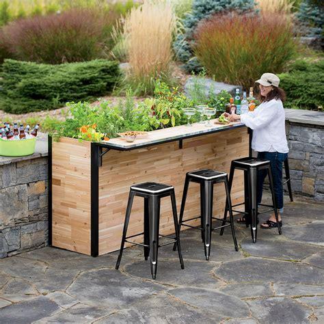 Outdoor Tiki Bar » Home Design 2017