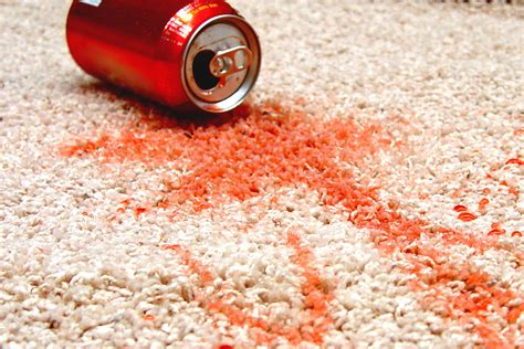 How To Clean Fabric Stain by How To Remove Soft Drinks Stains Your Carpet