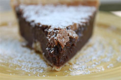 a well seasoned life chocolate chess pie