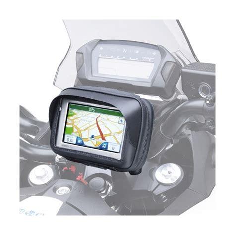 porta navigatore moto portanavigatore smartphone givi s954 5 pollici