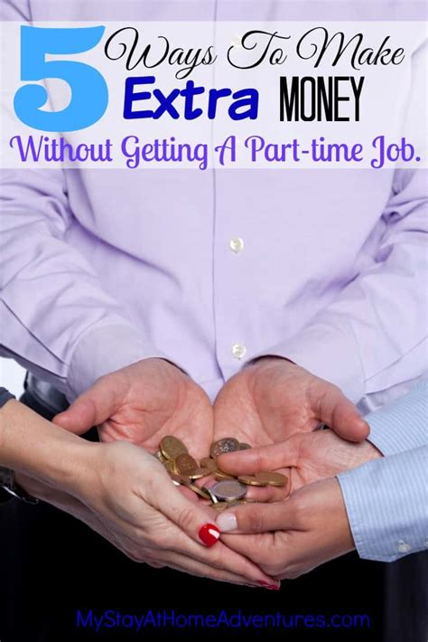 How To Make Extra Money Online Without Paying Anything - ways how to make extra money without getting a part time job