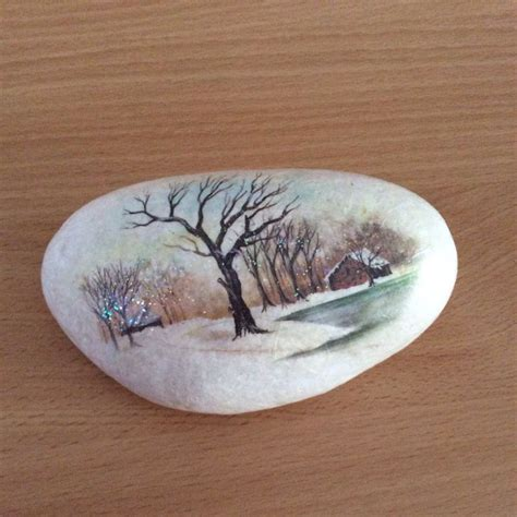 Decoupage Rocks - 61 best my decoupage stones images on