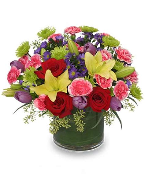 mother s day flower arrangements dancing blossoms floral arrangement mother s day