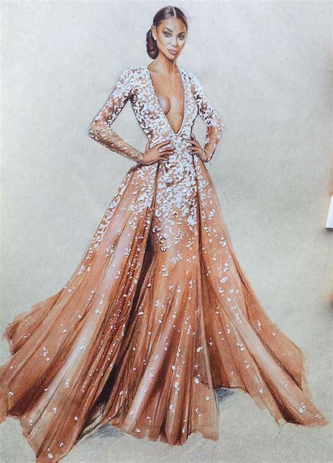 images  fashion sketches  pinterest