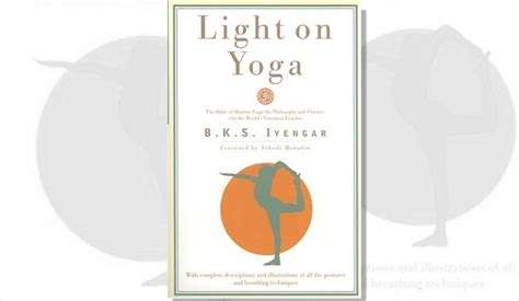 light on yoga the a complete list of books for every stage of your life according to librarians