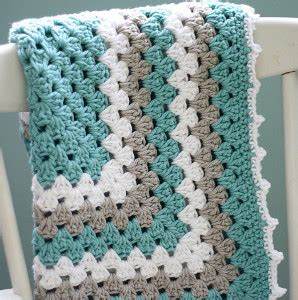 Easy Crochet Baby Blanket by 40 And Easy Crochet Baby Blanket Patterns