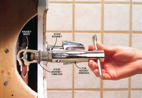 How To Replace Bathtub Diverter by Bathroom Faucet Washers The Home Depot Community