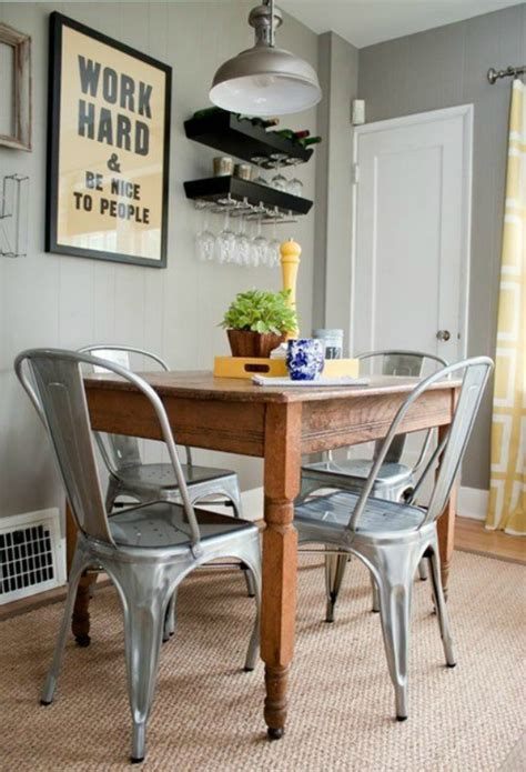 Grey Kitchen Table And Chairs Basement Remodel Ideas On 162 Pins