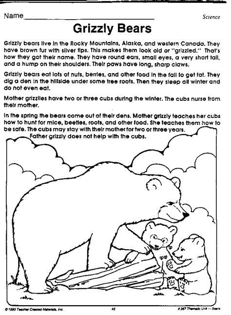 survive the rocky mountain k9 unit books beary bears teachers activities