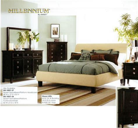 martini bedroom suite ashley martini suite 4 piece king size bedroom set