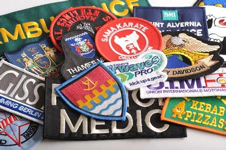 You Say More Than You Think custom woven badges they say more than you think
