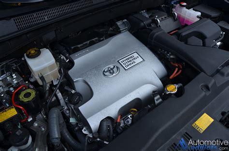Toyota Highlander 2 7 Liter Engine 2015 Toyota Highlander Hybrid Limited Awd I Review Test