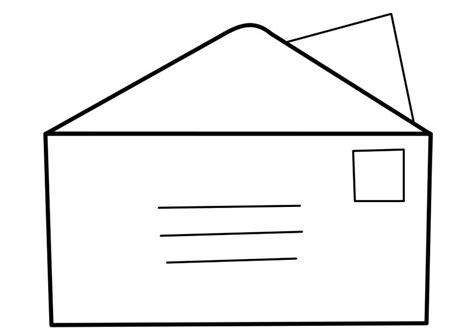 Imagenes Para Pintar Tamaño Carta | dibujo para colorear carta img 22465