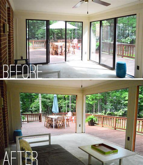 convert patio to room open er up converting a sunroom into a veranda house