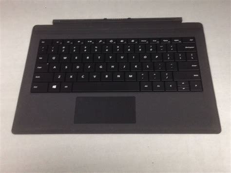 windows surface type cover microsoft surface pro 3 type cover black