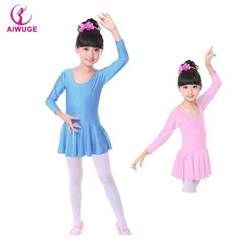 gymnastics dance jacket design 6 zero sports girls kids pink shiny spandex long sleeve ballet leotard