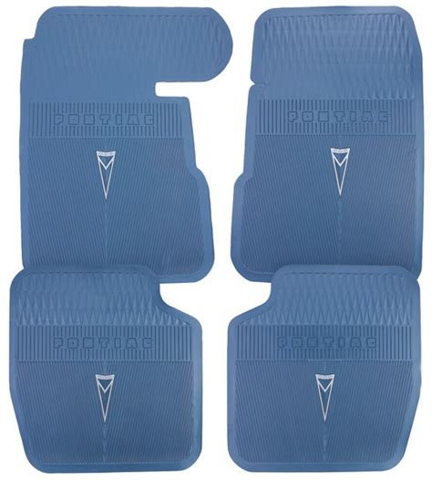 Pontiac Grand Prix Floor Mats by 1962 63 Floor Mats Pontiac Factory Grand Prix For Years