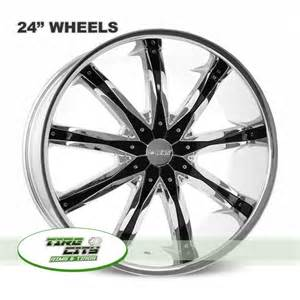 Best Tires For 24 Inch Rims 24 Inch Dcenti Dw29 Chrome Wheels Best Deals On Wheels