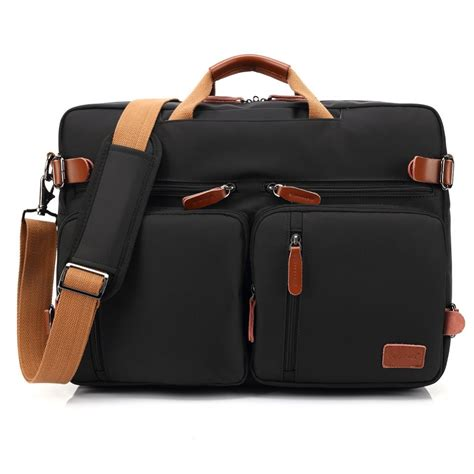 Which It Bag Are You 3 by Convertible Backpack Laptop Bag 17 17 3 Inch Notebook Bag