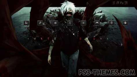 Theme Psp Tokyo Ghoul   ps3 themes 187 tokyo ghoul ken kaneki
