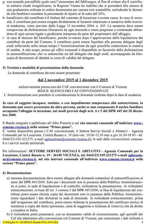 modulo rinnovo permesso di soggiorno extracomunitari comune di vicenza settore servizi sociali e abitativi pdf