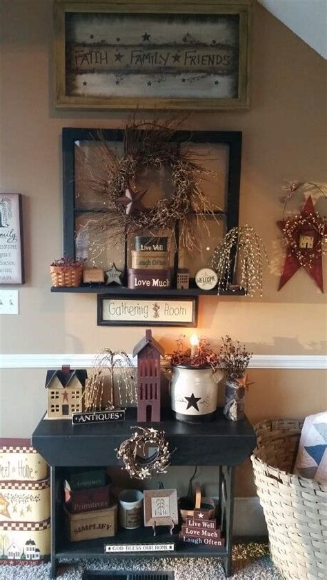 primative home decor 25 best ideas about primitive country decorating on