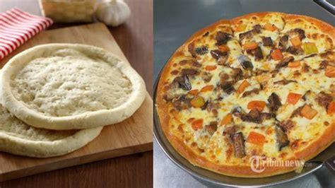 membuat pizza teflon membuat pizza pakai oven bikin pizza tak punya oven tenang