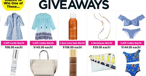 People Stylewatch Sweepstakes - coupons and freebies people stylewatch may giveaway 53 winners win one of tommy