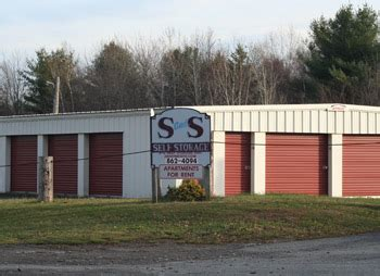 Storage Units Bangor Maine by Self Storage Units For Rent Or Lease In Hermon And Bangor